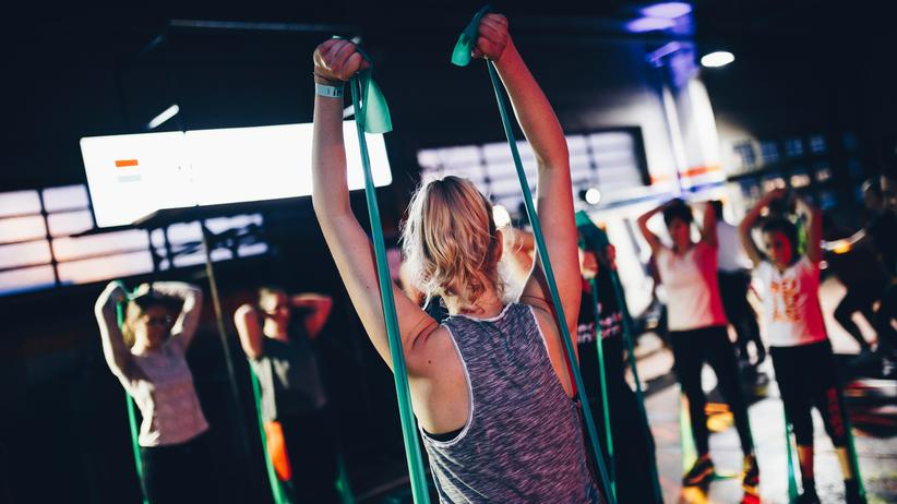 Urban Sports Club: Heute Yoga, morgen Krafttraining