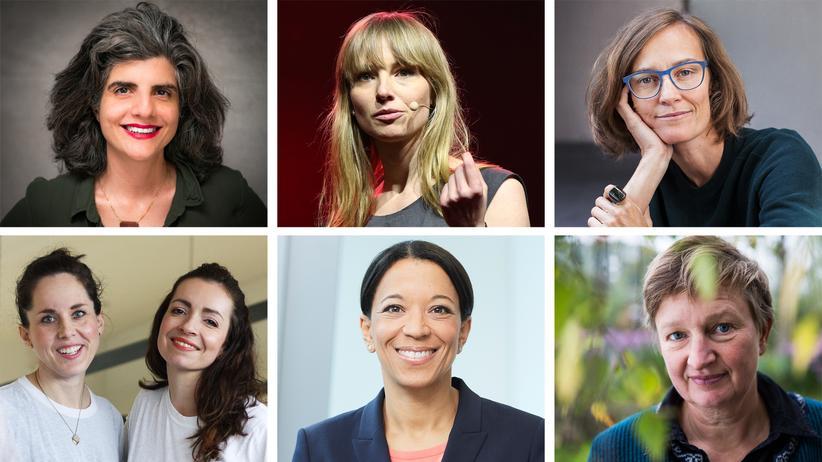 """""""25 Frauen Award"""": 25 Frauen, die unsere Wirtschaft revolutionieren"""