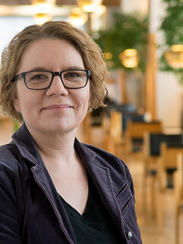 Finnland: Marjukka Turunen betreut seit zwei Jahren als Projektleiterin die Umsetzung des Grundeinkommensexperiments im finnischen Sozialversicherungsinstitut Kela.