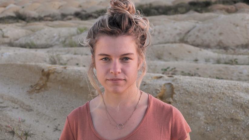 Geldfreies Leben: Die Schriftstellerin Marie Gamillscheg hat zwei Wochen lang Kühe gezählt.