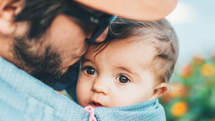 Kindererziehung: 37 Minuten pro Tag verbingen deutsche Väter laut einer OECD-Statistik mit ihren Kindern.