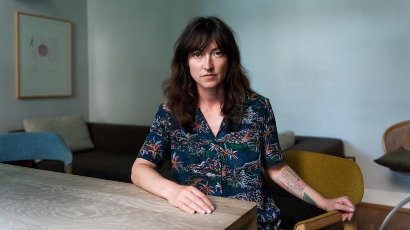 """Charlotte Roche: """"Wir haben überlegt, wie das aussieht, wenn man ausgerechnet als Autorin von Sexbüchern, das war ja mein Stempel zu der Zeit, sexuell belästigt wird."""""""