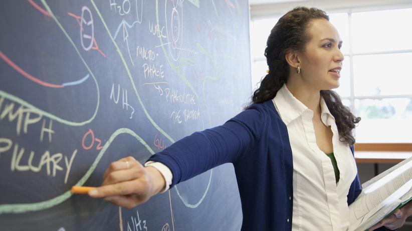 Schule: Liebe Lehrer, wie geht es Ihnen?