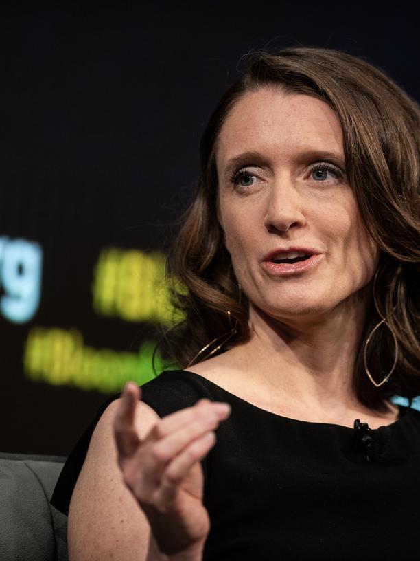 Gender Pay Gap: Natasha Lamb ist Mitgründerin der Vermögensverwaltung Arjuna Capital. Sie hat es sich zum Ziel gemacht, den Gender Pay Gap in Amerika zu schließen. Angefangen hat sie dabei im Silicon Valley. Sie studierte Nachhaltiges Wirtschaften.