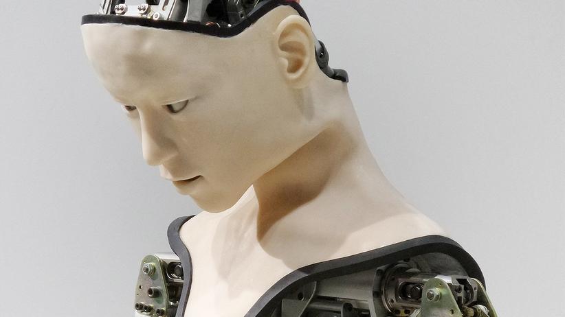 Künstliche Intelligenz: Wenn Computer Gefühle hätte, wären sie keine Maschinen, sondern Organismen.
