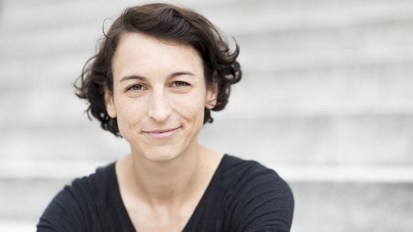 """Bloggerin Natascha Wegelin: """"Es ist ein gutes Gefühl zu wissen, dass ich geholfen habe, ein Leben zu verändern"""", sagt Natascha Wegelin im Podcast."""