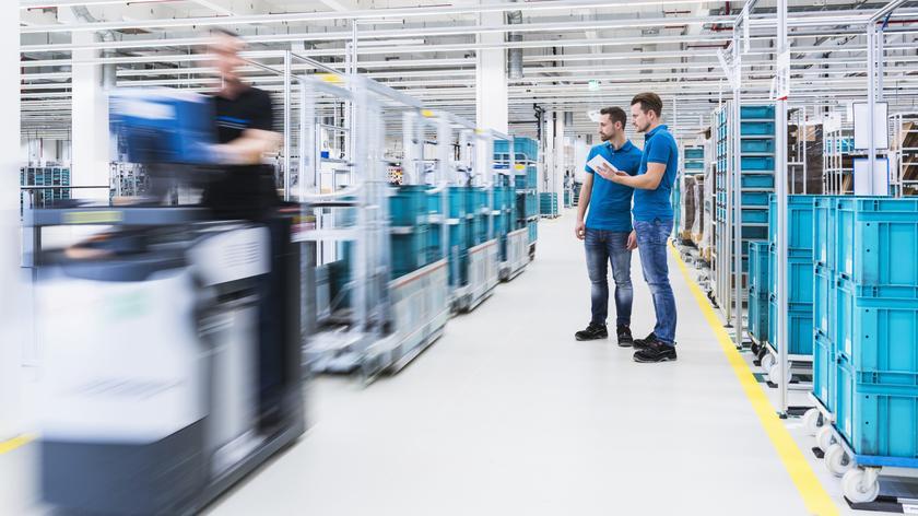 Menno Smid: Was beschäftigt die Beschäftigten?