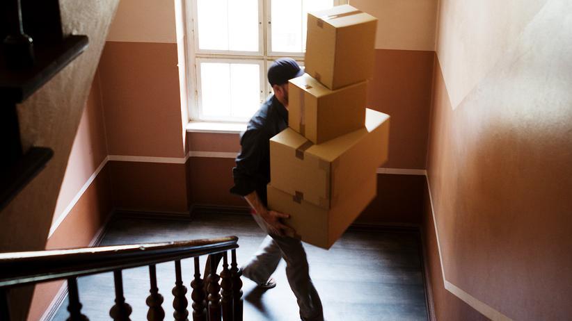 Paketdienste: Schwere Last, leichter Lohn