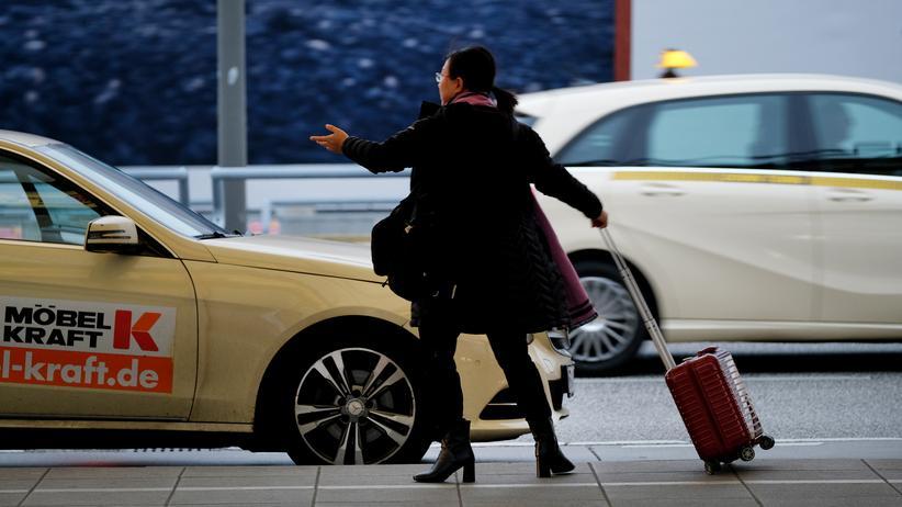 Chauffeurservice: Und trotzdem fährt ein Uber