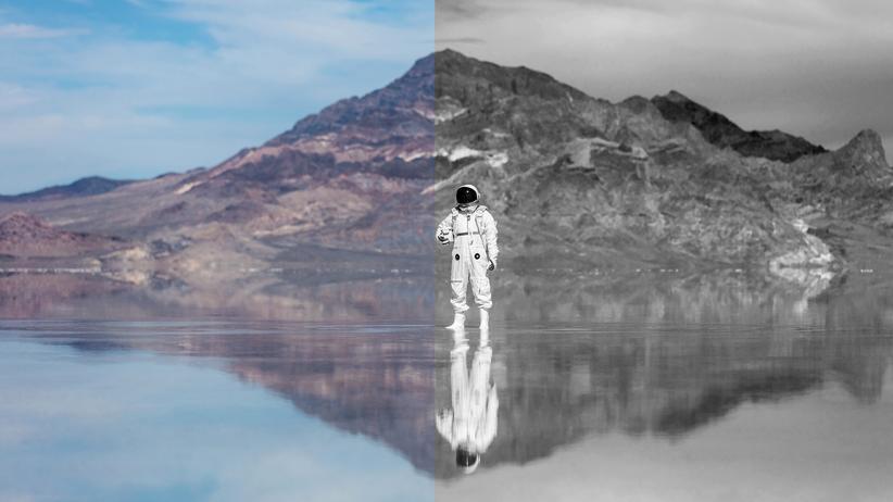 """Astronautin: """"Ich wollte ins All fliegen, war aber immer im falschen Alter"""""""
