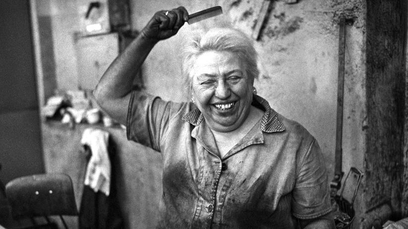 Fabrikarbeit in der DDR: Gesichter der Arbeit