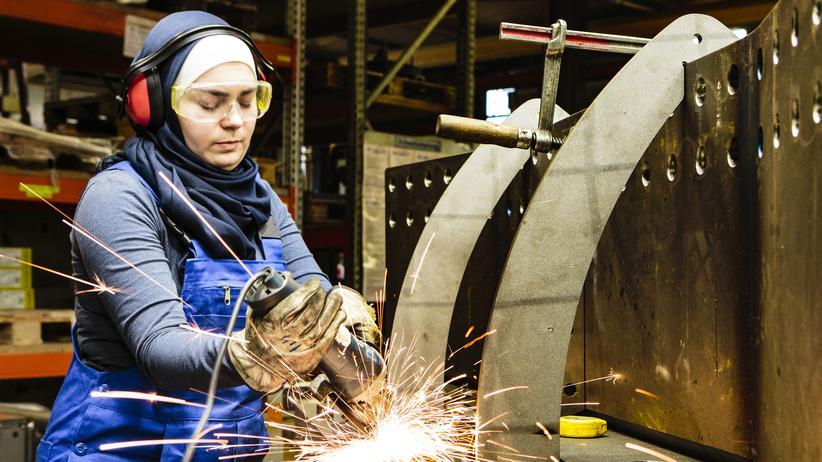 Bundesagentur für Arbeit: Keine Zeugnisse, trotzdem was drauf