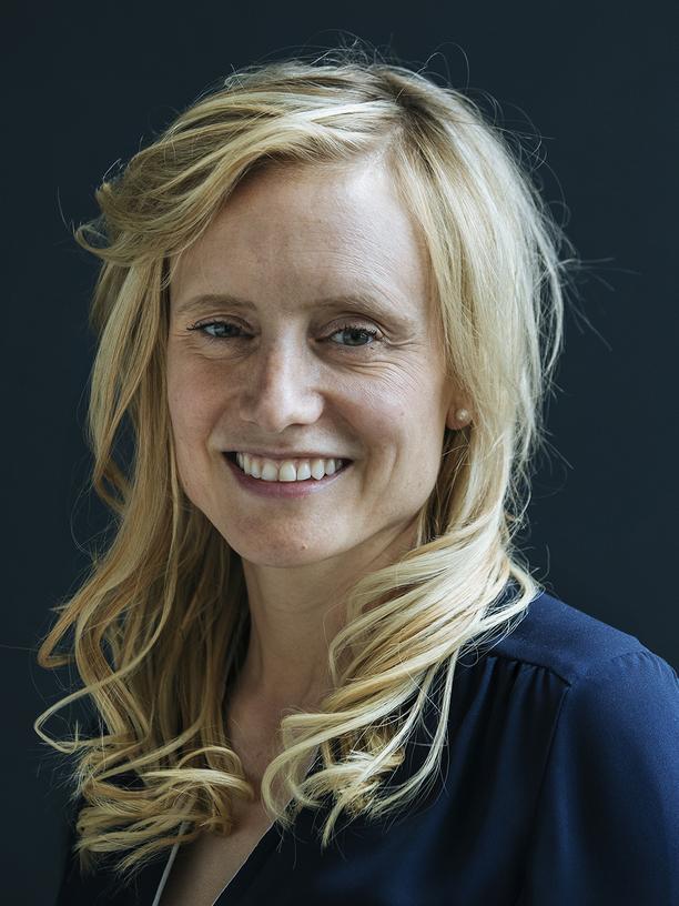 Nora Heer: Nora Heer gründete vor viereinhalb Jahren das Unternehmen Loopline. Davor war die 39-Jährige in der Softwareindustrie und im Personalbereich tätig.
