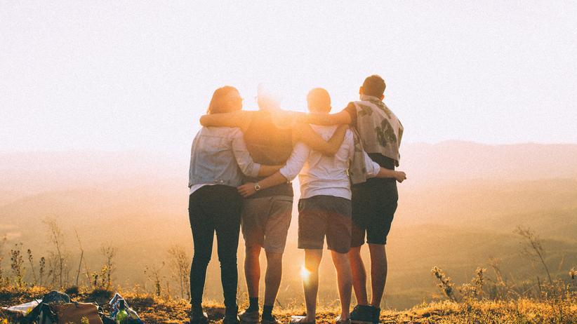 Feiertage: Feiertage sind Freundschaftstage