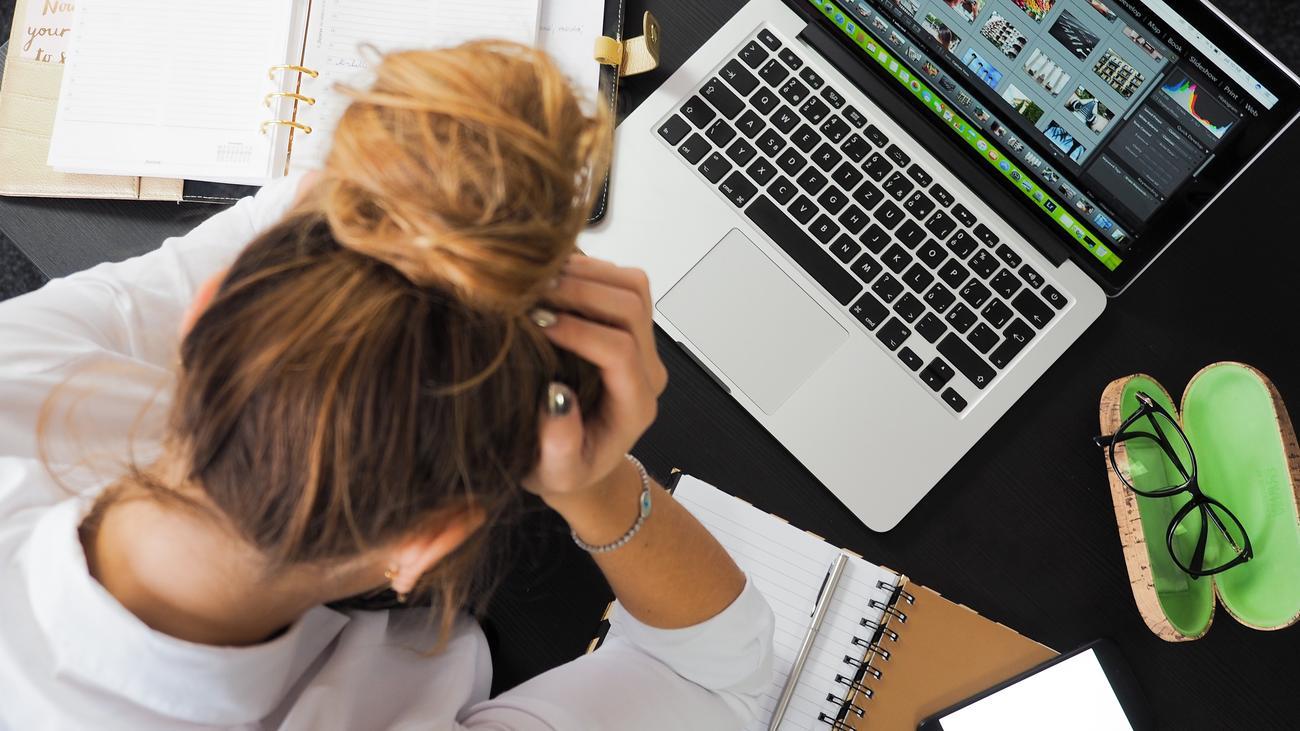 Arbeitsbelastung: Ihr Bürojob bringt Sie noch ins Grab