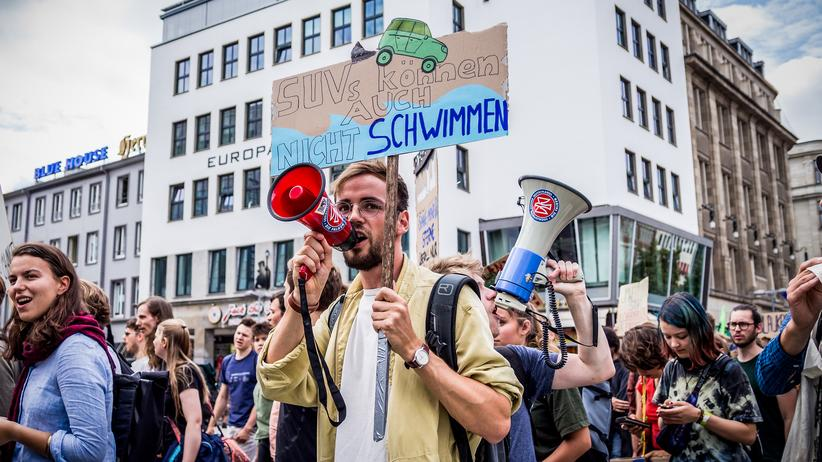 Demonstration: Darf ich zum Klimastreik statt zur Arbeit?