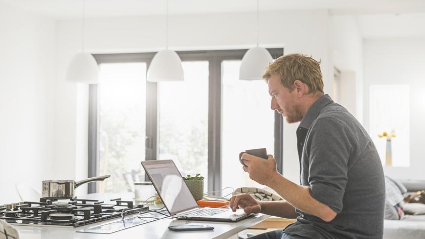 Homeoffice: Wie zu Hause arbeiten cool wurde | ZEIT Arbeit