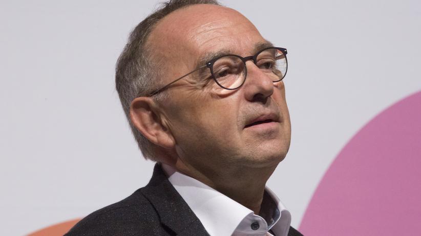 Walter-Borjans: Norbert Walter-Borjans hat sich auf das Amt des SPD-Vorsitzenden beworben – und setzt damit auf Karriere anstatt Rente.