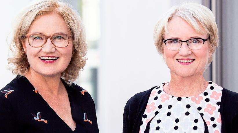 """Führungskräfte: Dorothea Assig und Dorothee Echter sind Coachinnen und Autorinnen der Bücher """"Freiheit für Manager"""" und """"Ambition. Wie große Karrieren gelingen""""."""
