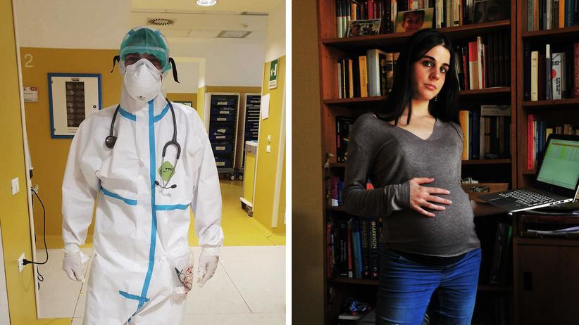 wann schwangerschaft in der arbeit melden