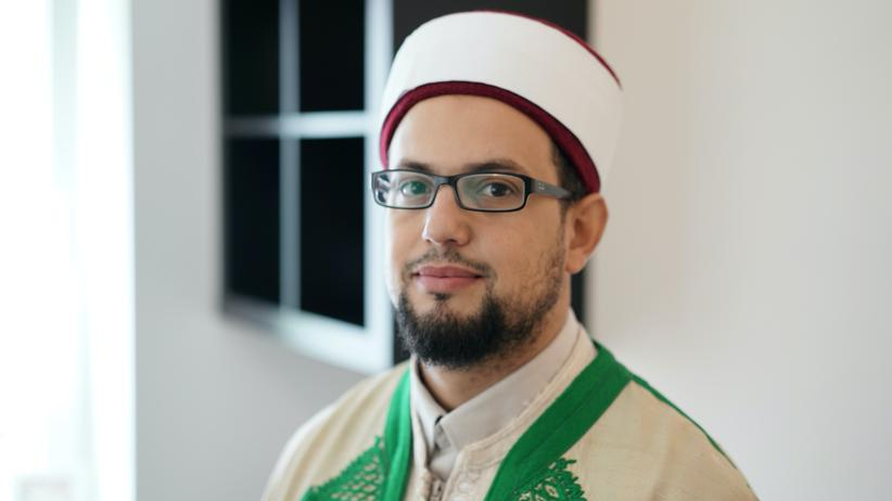 """Mounib Doukali: """"Der Imam ist auch nur ein Mensch"""""""