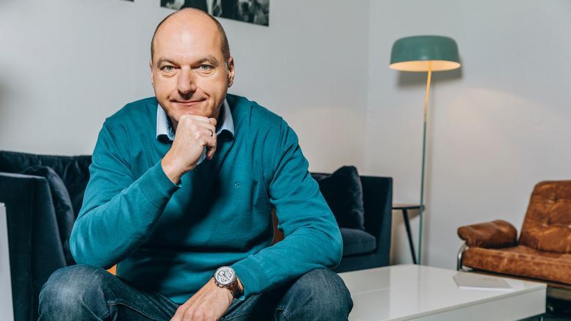"""Frank Stauss: """"Meine Karriere hängt nicht vom Wahlabend ab"""""""