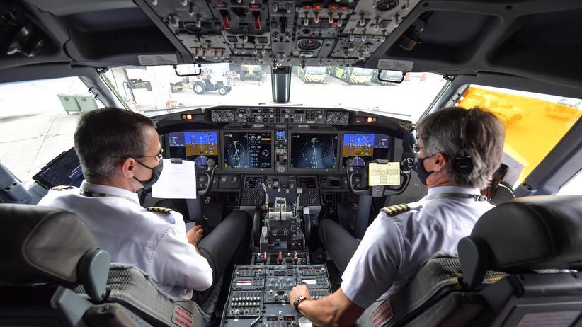 """Pilot als Lokführer: """"Im Cockpit war ich nie alleine, in der Lok schon"""""""
