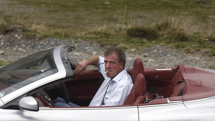 BBC-Autoshow: Voll aufs Gas