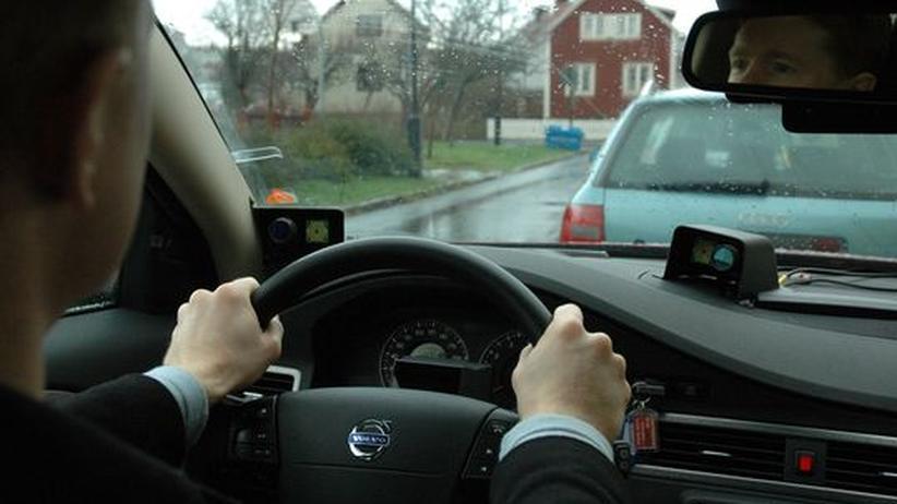 Unfallschutz: EU macht Bremsassistenten zur Pflicht