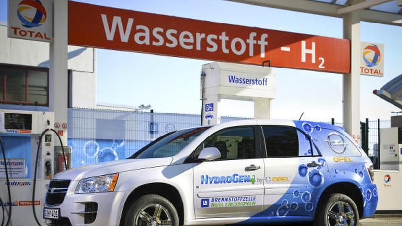 Wasserstoff im Praxistest: Fährt wie ein Auto