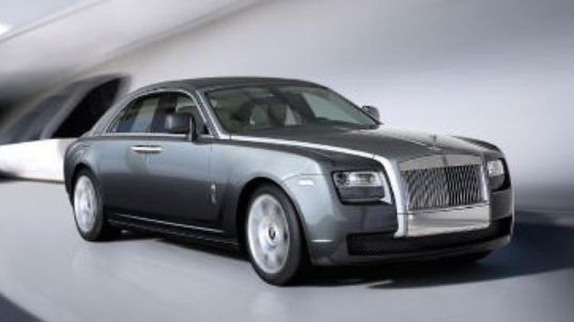 Der Rolls Royce Ghost