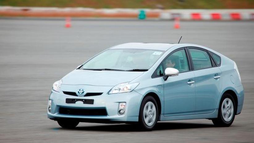 Der Toyota Prius