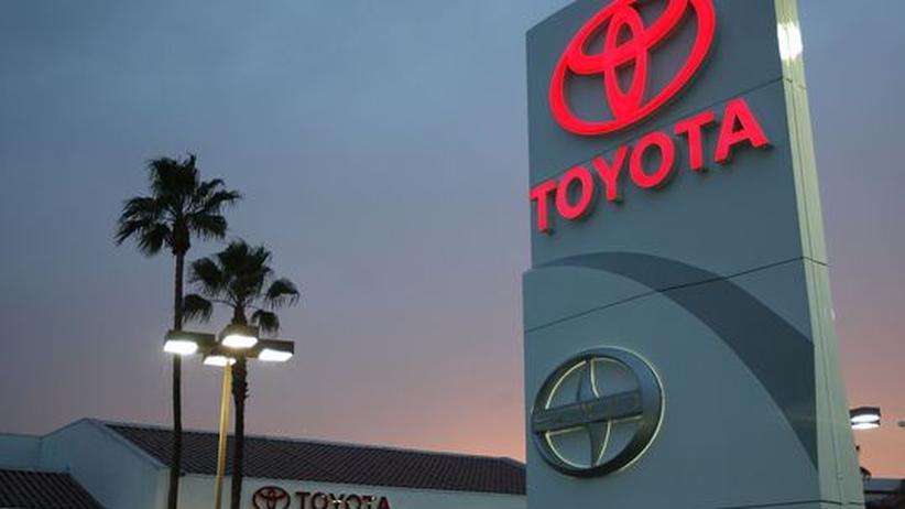 Pannenserie: Bockige Antriebswelle macht Toyota zu schaffen