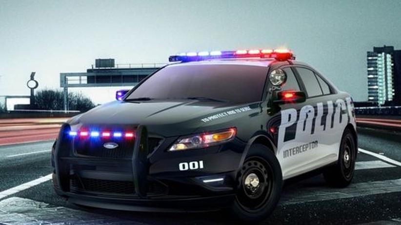 """Der Police Interceptor von Ford: Fast wie bei """"Robocop"""""""
