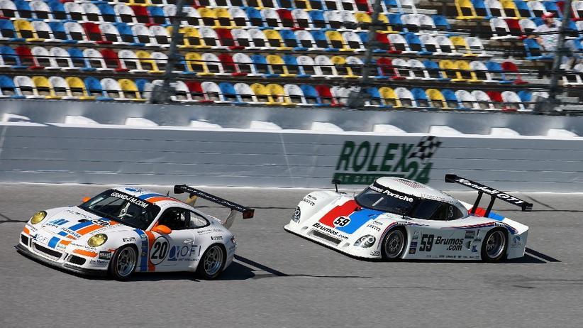 Motorsport: In Daytona ist die Strecke der Star