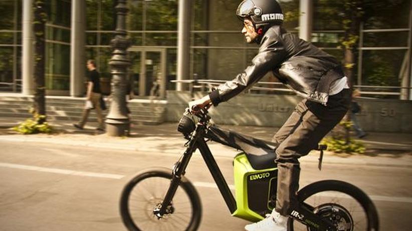 Mit Elektroantrieb: Motorrad fahren ohne Krach und Gestank