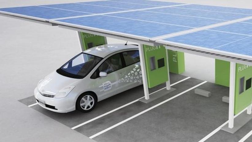 Elektroautos: Brise und Sonne im Tank