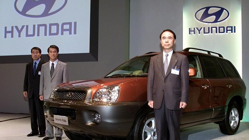 Hyundai Santa Fe: Ein Schneekönig mit viel PS