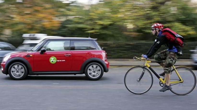 Carsharing: Mein Auto, dein Auto