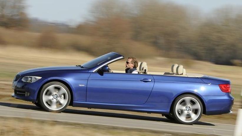 Die neue BMW 3er-Reihe als Convertible