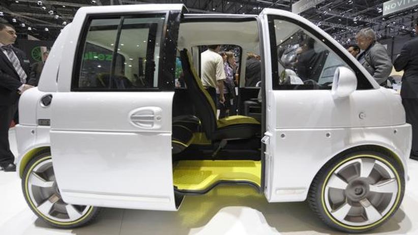 Elektromobilität: Elektroauto, Ökostromvertrag inklusive