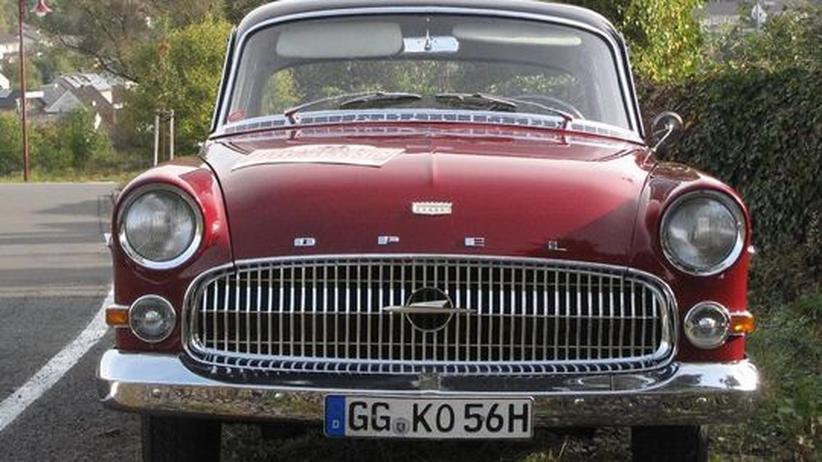 Oldtimer: Auto mit Zinsgewinn