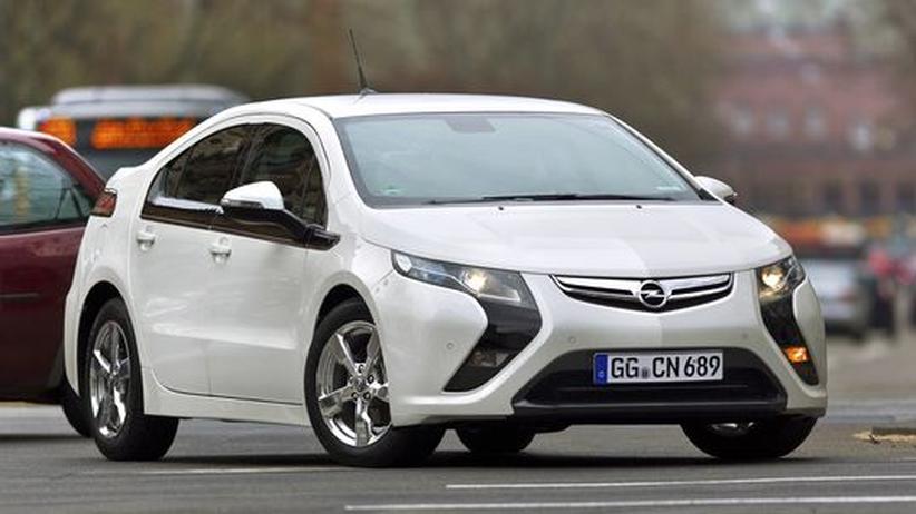 Elektroauto: Opel auf leisen Sohlen