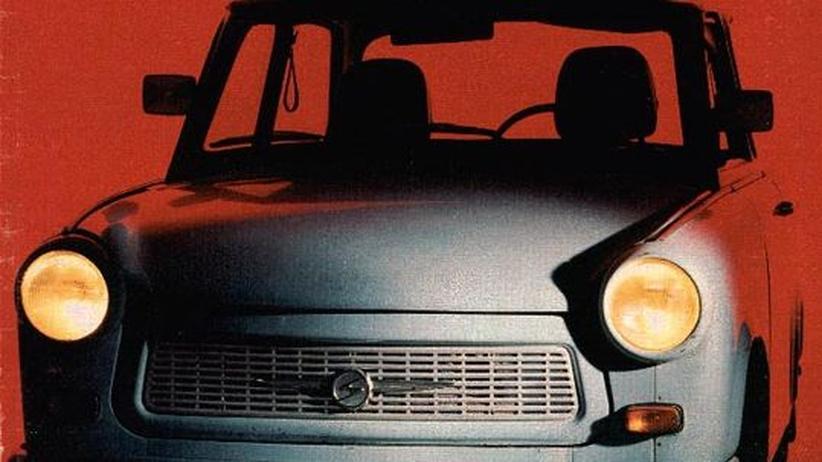 """Am 10.11.1989 machte das ZEITmagazin den Trabi zum """"Auto des Jahres"""""""