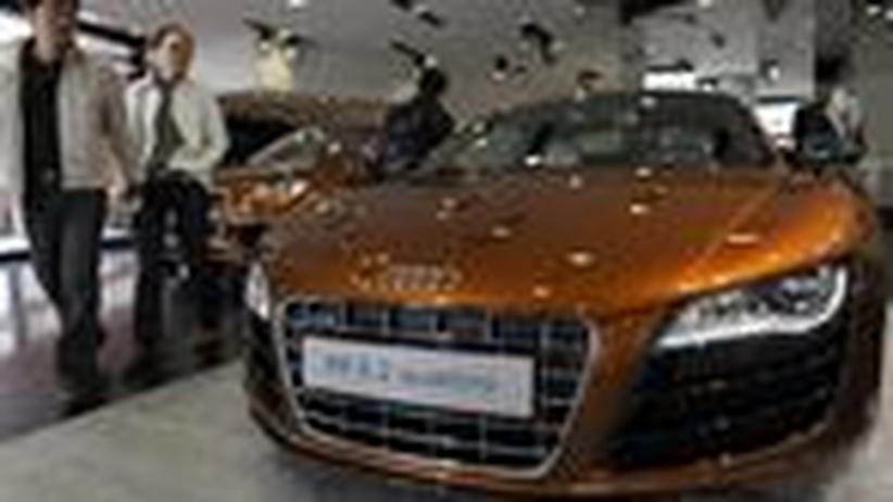 Autoindustrie: Auto-Renaissance mit Risiko