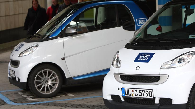 Carsharing: Ohne eigenes Auto und doch am Steuer