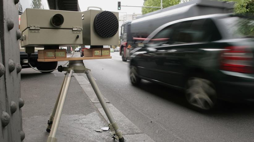Verkehrstechnik: Im Paradies der Radarfallen
