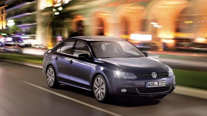 Jetta-Neuvorstellung: Neuer Anlauf fürs VW-Sorgenkind