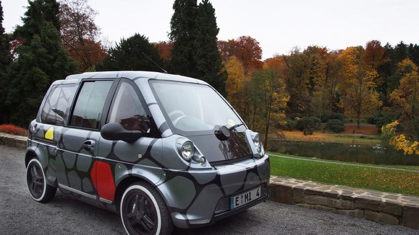 Elektroauto: Mia, das bescheidene Raumwunder