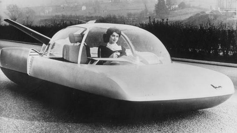 Autogeschichte: Mit dem Atom-Auto über den Highway